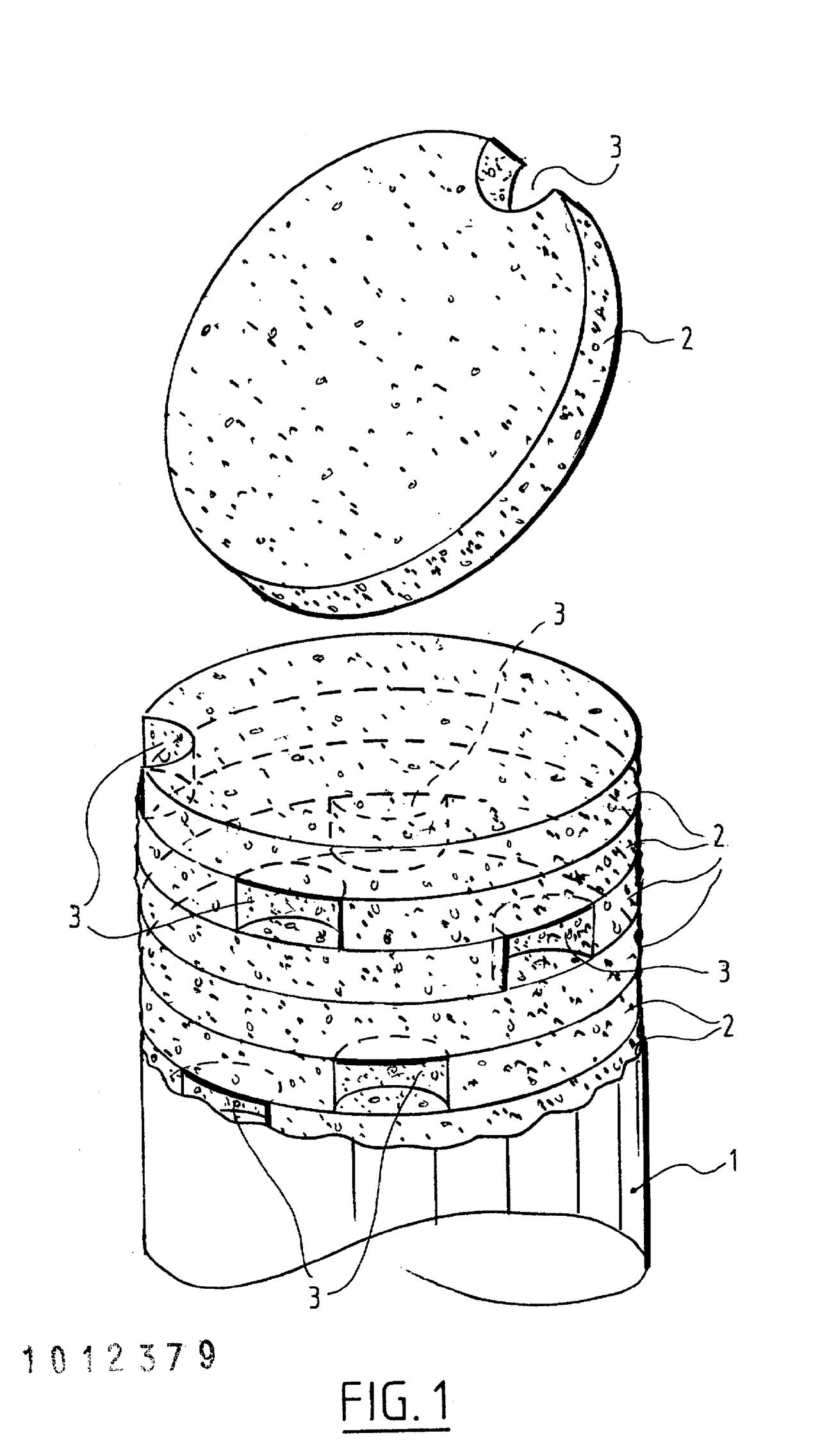 patent beschuit