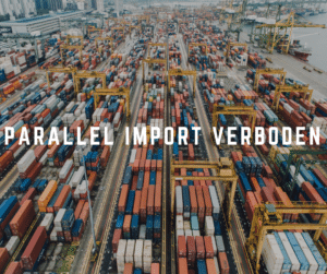 parallel import verboden