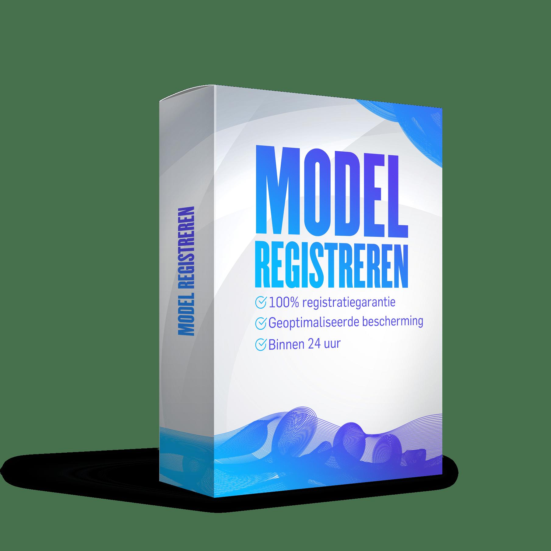 Model registreren