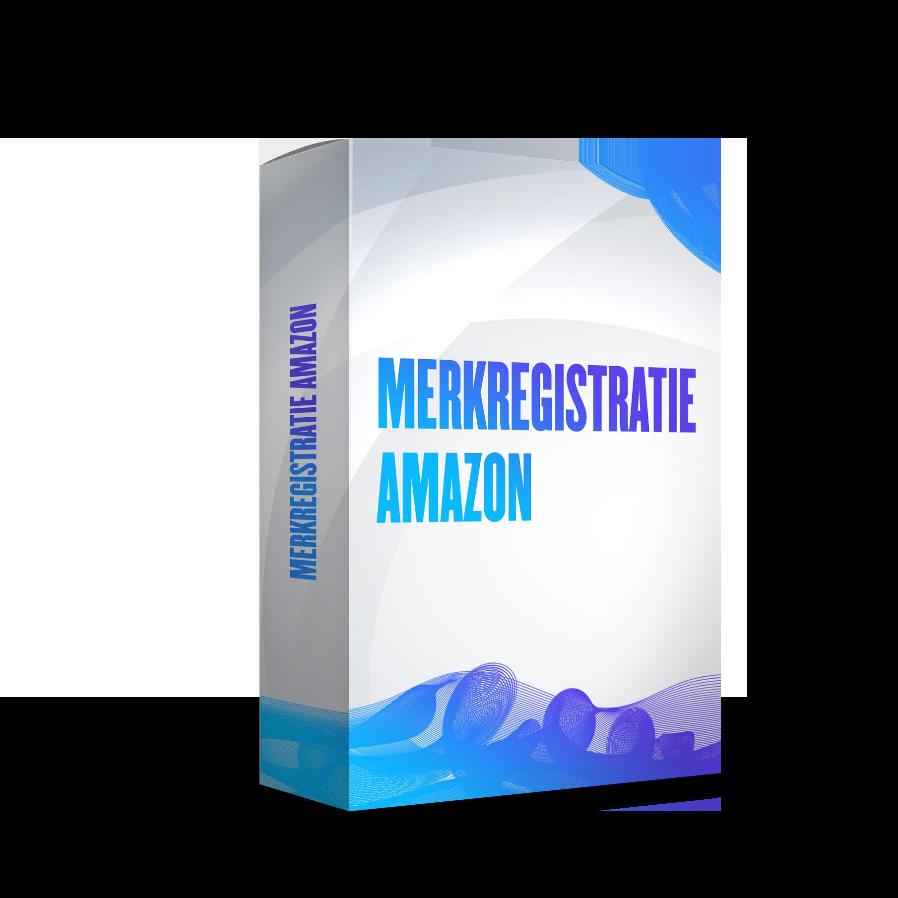 Merkregistratie Amazon